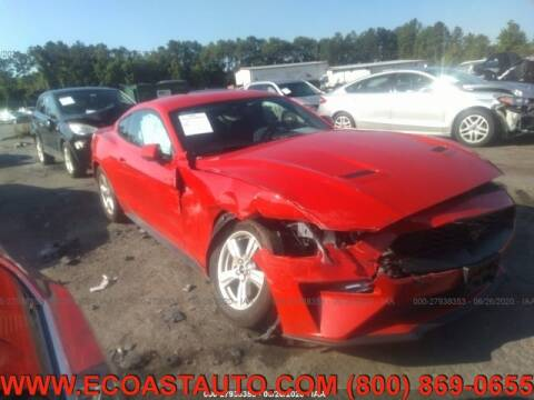 2018 Ford Mustang for sale at East Coast Auto Source Inc. in Bedford VA