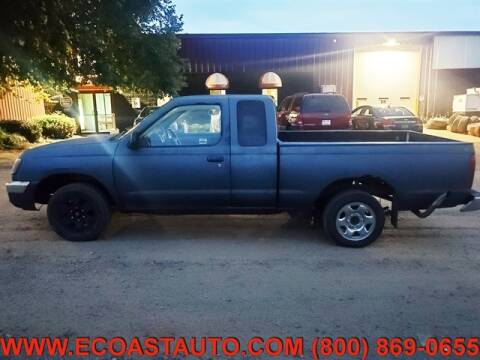 2000 Nissan Frontier for sale at East Coast Auto Source Inc. in Bedford VA
