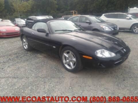 1999 Jaguar XK-Series for sale at East Coast Auto Source Inc. in Bedford VA