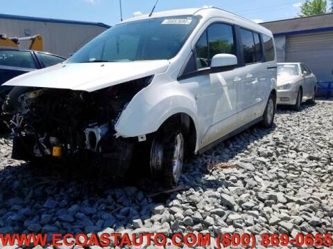 2017 Ford Transit Connect Wagon for sale at East Coast Auto Source Inc. in Bedford VA