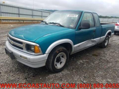 1994 Chevrolet S-10 for sale at East Coast Auto Source Inc. in Bedford VA