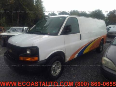 2016 Chevrolet Express Cargo for sale at East Coast Auto Source Inc. in Bedford VA