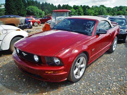 2008 Ford Mustang for sale in Bedford, VA