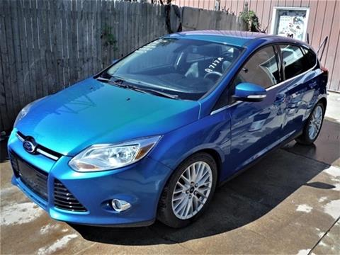 2012 Ford Focus for sale at East Coast Auto Source Inc. in Bedford VA