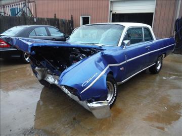 1963 Pontiac Catalina for sale in Bedford, VA
