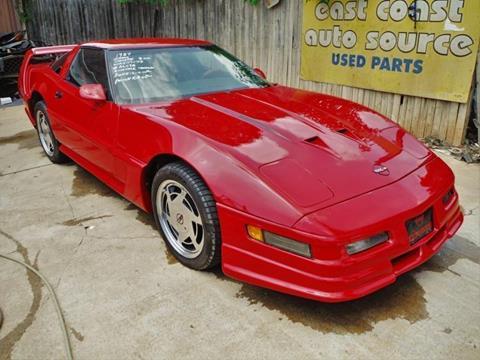 1987 Chevrolet Corvette For Sale - Carsforsale.com