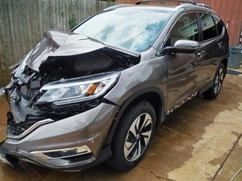2015 Honda CR-V for sale at East Coast Auto Source Inc. in Bedford VA
