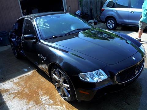2008 Maserati Quattroporte for sale in Bedford, VA