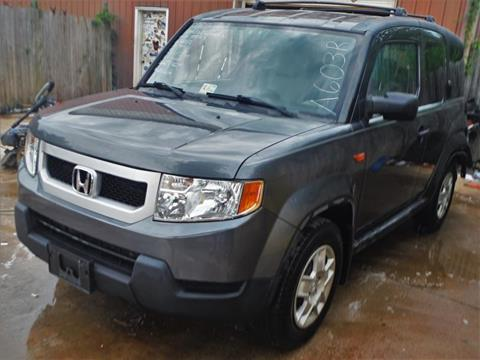 2009 Honda Element for sale in Bedford, VA