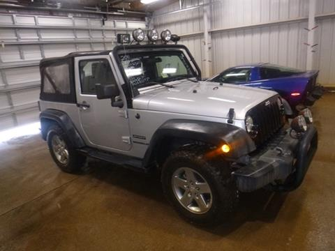2011 Jeep Wrangler for sale at East Coast Auto Source Inc. in Bedford VA