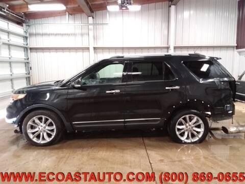 2014 Ford Explorer for sale at East Coast Auto Source Inc. in Bedford VA