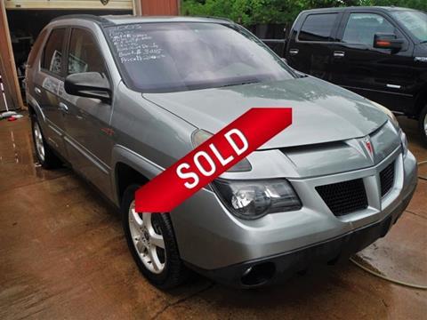 2003 Pontiac Aztek for sale in Bedford, VA