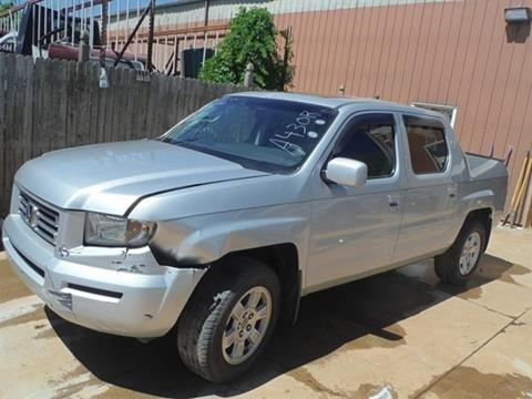 2008 Honda Ridgeline for sale at East Coast Auto Source Inc. in Bedford VA