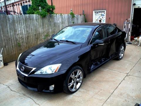 2009 Lexus IS 350 For Sale in Dist. of Col. - Carsforsale.com