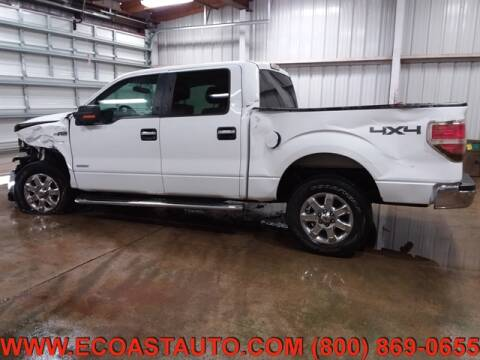 2013 Ford F-150 for sale at East Coast Auto Source Inc. in Bedford VA