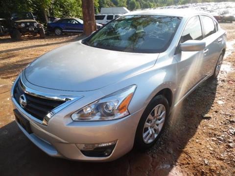 2013 Nissan Altima for sale in Bedford, VA
