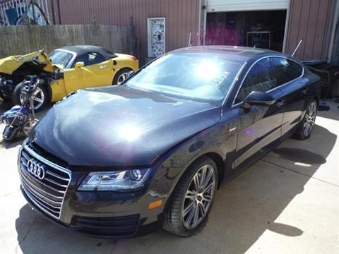 2012 Audi A7 for sale at East Coast Auto Source Inc. in Bedford VA
