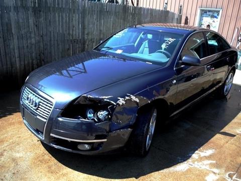 2006 Audi A6 for sale at East Coast Auto Source Inc. in Bedford VA