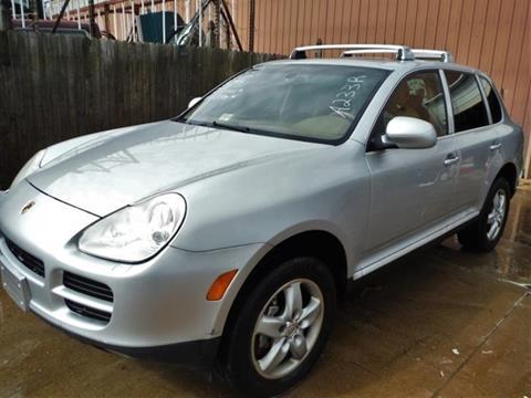 2003 Porsche Cayenne for sale at East Coast Auto Source Inc. in Bedford VA