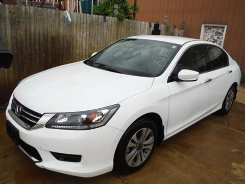 2014 Honda Accord for sale at East Coast Auto Source Inc. in Bedford VA
