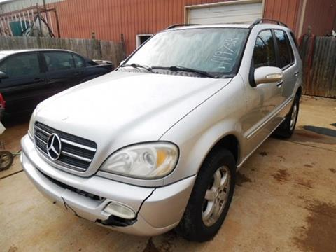 2005 Mercedes-Benz M-Class for sale at East Coast Auto Source Inc. in Bedford VA
