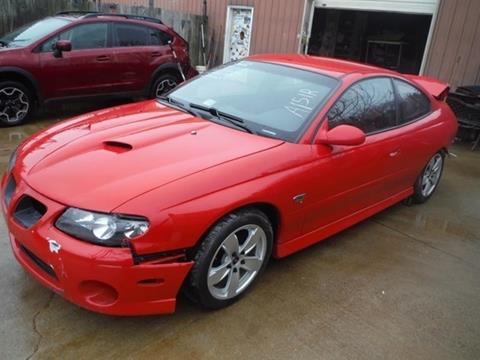 2004 Pontiac GTO for sale in Bedford, VA