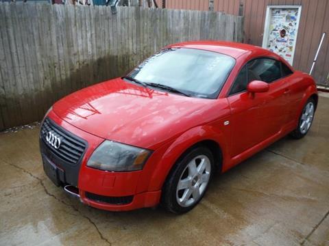 2000 Audi TT For Sale in Fort Pierce, FL - Carsforsale.com