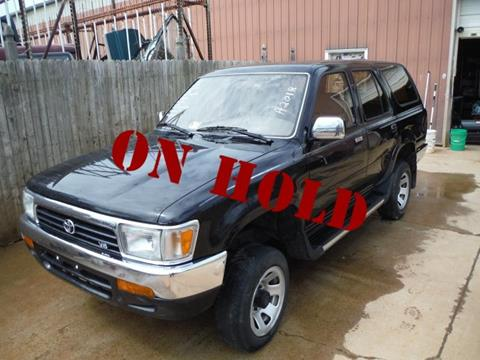 1995 Toyota 4Runner for sale in Bedford, VA