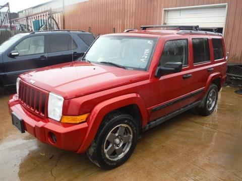 2006 Jeep Commander for sale at East Coast Auto Source Inc. in Bedford VA