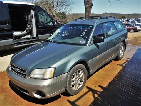 2001 Subaru Outback for sale at East Coast Auto Source Inc. in Bedford VA