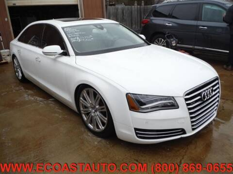 2011 Audi A8 L for sale at East Coast Auto Source Inc. in Bedford VA