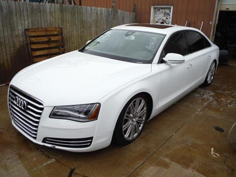 2011 Audi A8 L for sale in Bedford, VA
