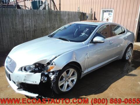 2010 Jaguar XF for sale at East Coast Auto Source Inc. in Bedford VA