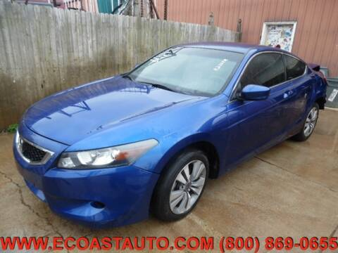 2010 Honda Accord for sale at East Coast Auto Source Inc. in Bedford VA