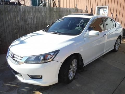 2013 Honda Accord for sale at East Coast Auto Source Inc. in Bedford VA