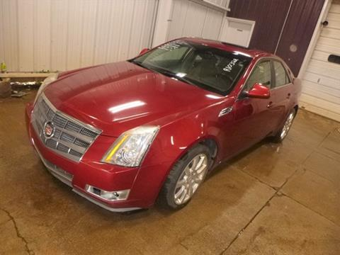 2009 Cadillac CTS for sale at East Coast Auto Source Inc. in Bedford VA