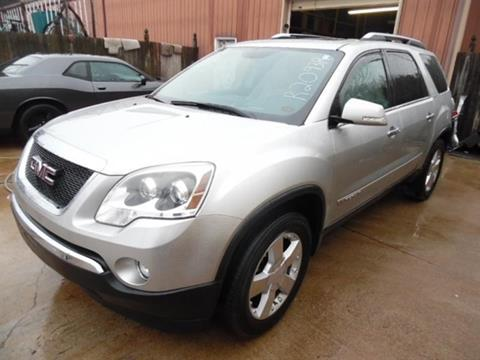 2007 GMC Acadia for sale at East Coast Auto Source Inc. in Bedford VA