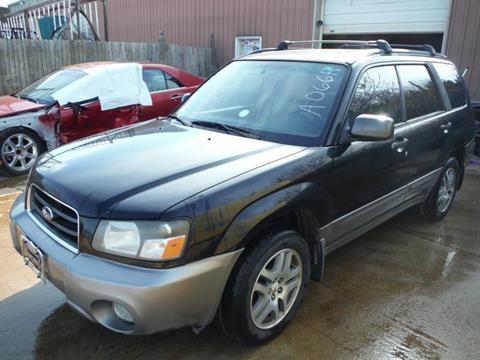 2005 Subaru Forester for sale in Bedford, VA