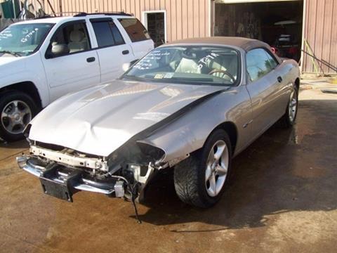 2000 Jaguar XK-Series for sale at East Coast Auto Source Inc. in Bedford VA