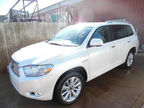 2008 Toyota Highlander Hybrid for sale in Bedford, VA
