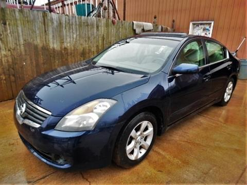 2007 Nissan Altima for sale at East Coast Auto Source Inc. in Bedford VA