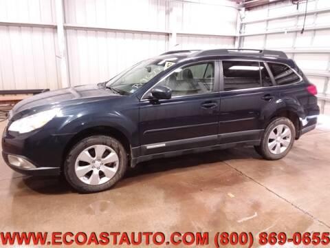 2012 Subaru Outback for sale at East Coast Auto Source Inc. in Bedford VA