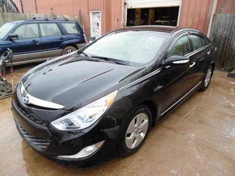2012 Hyundai Sonata Hybrid for sale in Bedford, VA