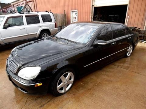 2005 Mercedes-Benz S-Class for sale at East Coast Auto Source Inc. in Bedford VA