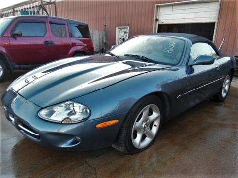 2001 Jaguar XK-Series for sale in Bedford, VA