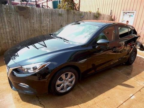 2015 Mazda MAZDA3 for sale at East Coast Auto Source Inc. in Bedford VA