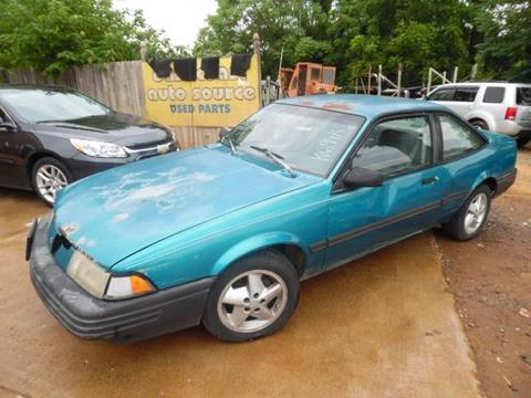 Chevy cavalier 1992