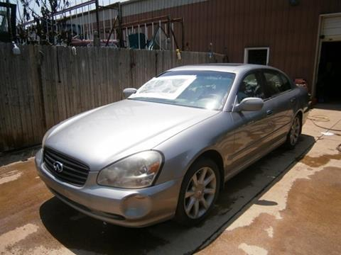 2002 Infiniti Q45 for sale at East Coast Auto Source Inc. in Bedford VA