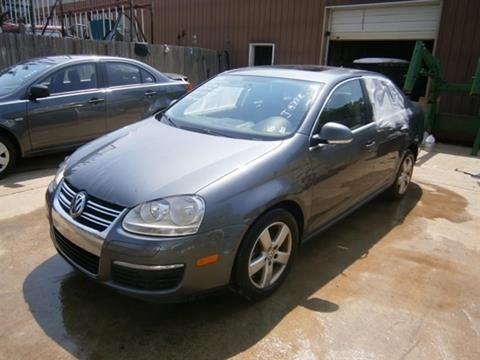 2008 Volkswagen Jetta for sale at East Coast Auto Source Inc. in Bedford VA