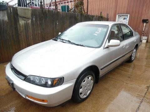 1997 Honda Accord for sale at East Coast Auto Source Inc. in Bedford VA
